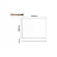 ChromaLuxe, Photo Panel white 20x30cm