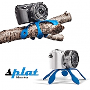 Miggo Splat Flexible Tripod for P&S & Mirorless camera's