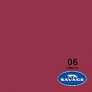 Paper Background 2,72x11m Crimson