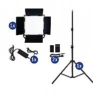 Dorr LED Daylight DLP-1000 RGB Kit of 1