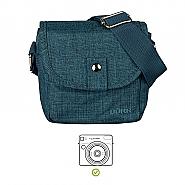 Photo Bag for Instax& small cameras Petrol