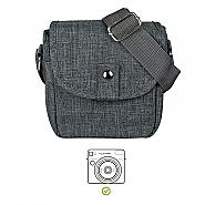Photo Bag for Instax& small cameras Grey