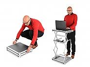 Quiffice convertible table case QX-120