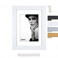 Bloc wooden Frame 40x50 white (4)