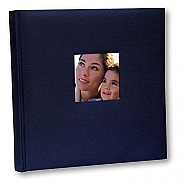 Cotton Pergamin Album 20 sheets BLUE