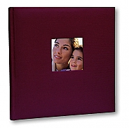 Cotton Pergamin Album 20 sheets BORDEAUX