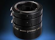 Aputure Macro Tussenringset voor Nikon