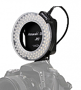 Aputure Amaran Halo LED Ring Flash light Nikon