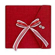 Carol red 35x35   50 sheets