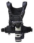 Cotton Carrier Camera Vest voor 1 camera