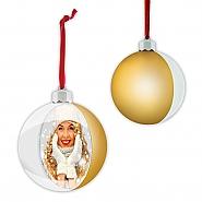 Christmas Gold Satin