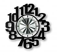 Clock decor