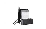 LED Flex Panel  FX-4555 bi-color Kit