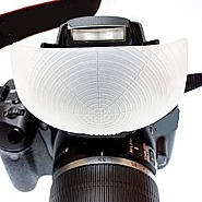 Pop Up Flash Diffuser Universal