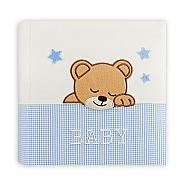 Baby album Elisa blue 32x32cm 30pag