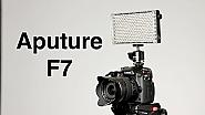 Aputure AL-F7 on camera LED Light