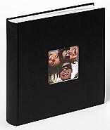 Design album Fun black 30x30 cm