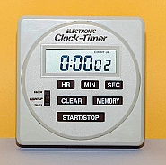 ELECTRONIC CLOCK TIMER