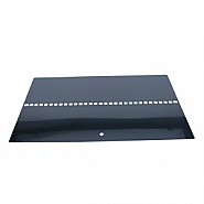 Leader 246x167 mm Black