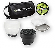 Gary Fong Lightsphere Collapible Portrait Lighting Kit