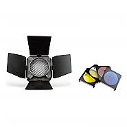 Godox Barndoor kit BD-01 voor Godox studioflitsers Smart Studio