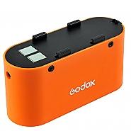 Godox accu voor Propac PB960 oranje