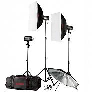 Godox Mini Pioneer Kit 120 watt
