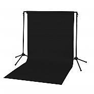 Godox Achtergronddoek 3x6m Black