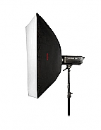 Godox Softbox 50x130 met Bowens vatting