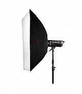 Godox Softbox  60x60 met Godox Smart Studio vatting