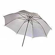 Umbrella 101cm Translucent