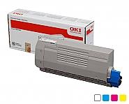 OKI pro 8432WT Toner White