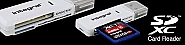 Integral  Dual Slot SD/MicroSD card reader USB2.0