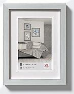 Construction frame 18x24cm, silver
