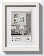 Construction frame 18x24 cm, white