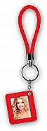 Keychain Red 3,5x3,5 (6)