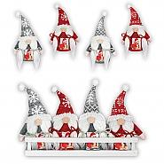 Christmas decoration (8pcs)