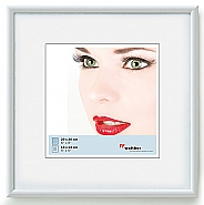 Frame Galeria 40x40 White