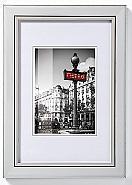 Frame Metro 13x18 Silver
