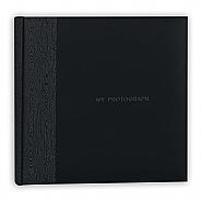 Album Louis 20 sheets  24x24cm black