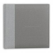 Album Louis 20 sheets  24x24cm grey