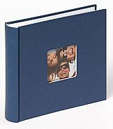 Memo album fun dark blue 13x18cm  200 photos