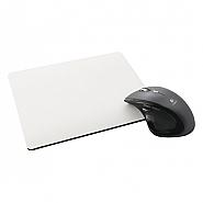Mousepad Black foam, White top 230x190 (10)