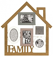 Madeira Family Home Multi Frame 3x 10x15cm and 2x 10x10cm (5)