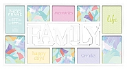 Maggiore Family 10 Opening Frame White (5)