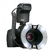 Nissin MF18 Macro Ringflits Canon