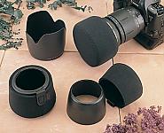 Hood Hat Black Medium