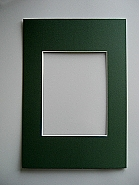 Galerie Passep. 13x18 Green