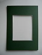 Galerie Passep. 15x20 Green
