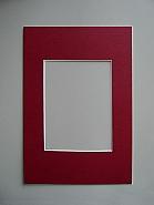 Galerie Passep. 13x18 Red